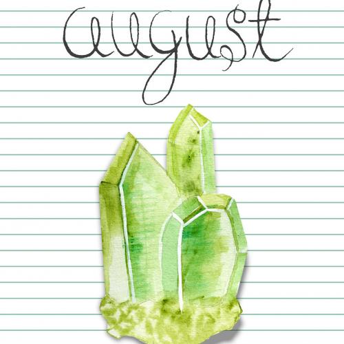 Men August